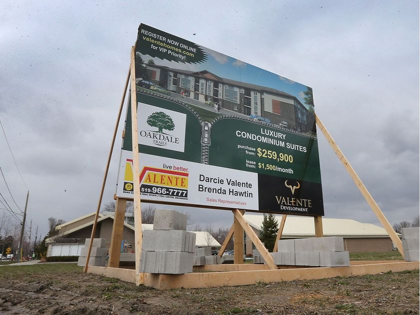 Waiving development charges boosts condo builds in LaSalle