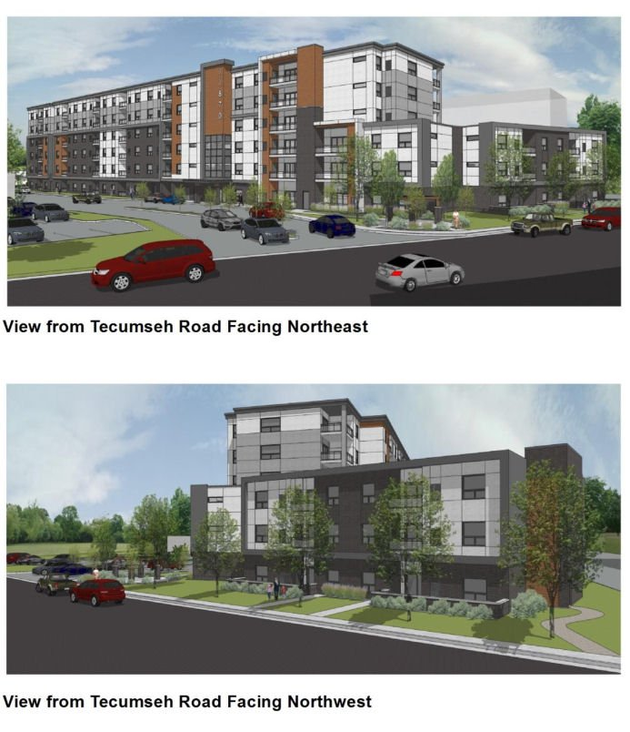 New Multi-Unit Residential Building Approved in Tecumseh