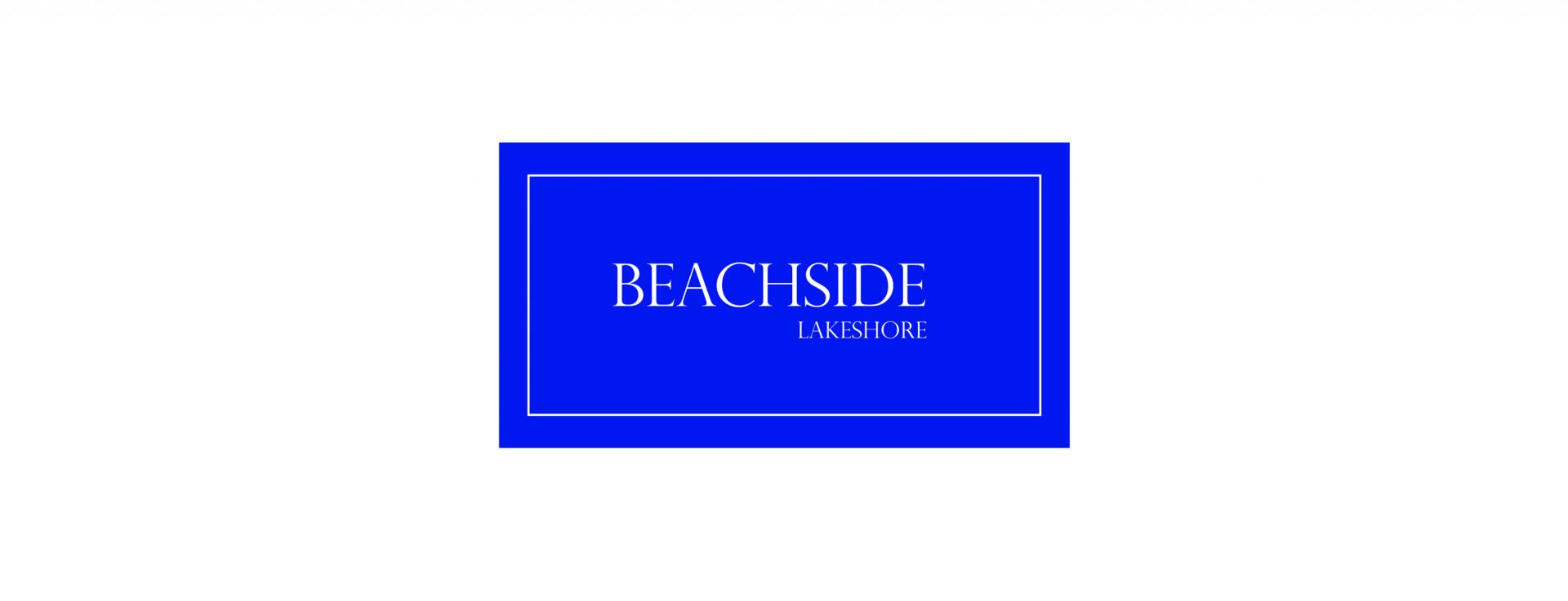 Beachside, Lakeshore