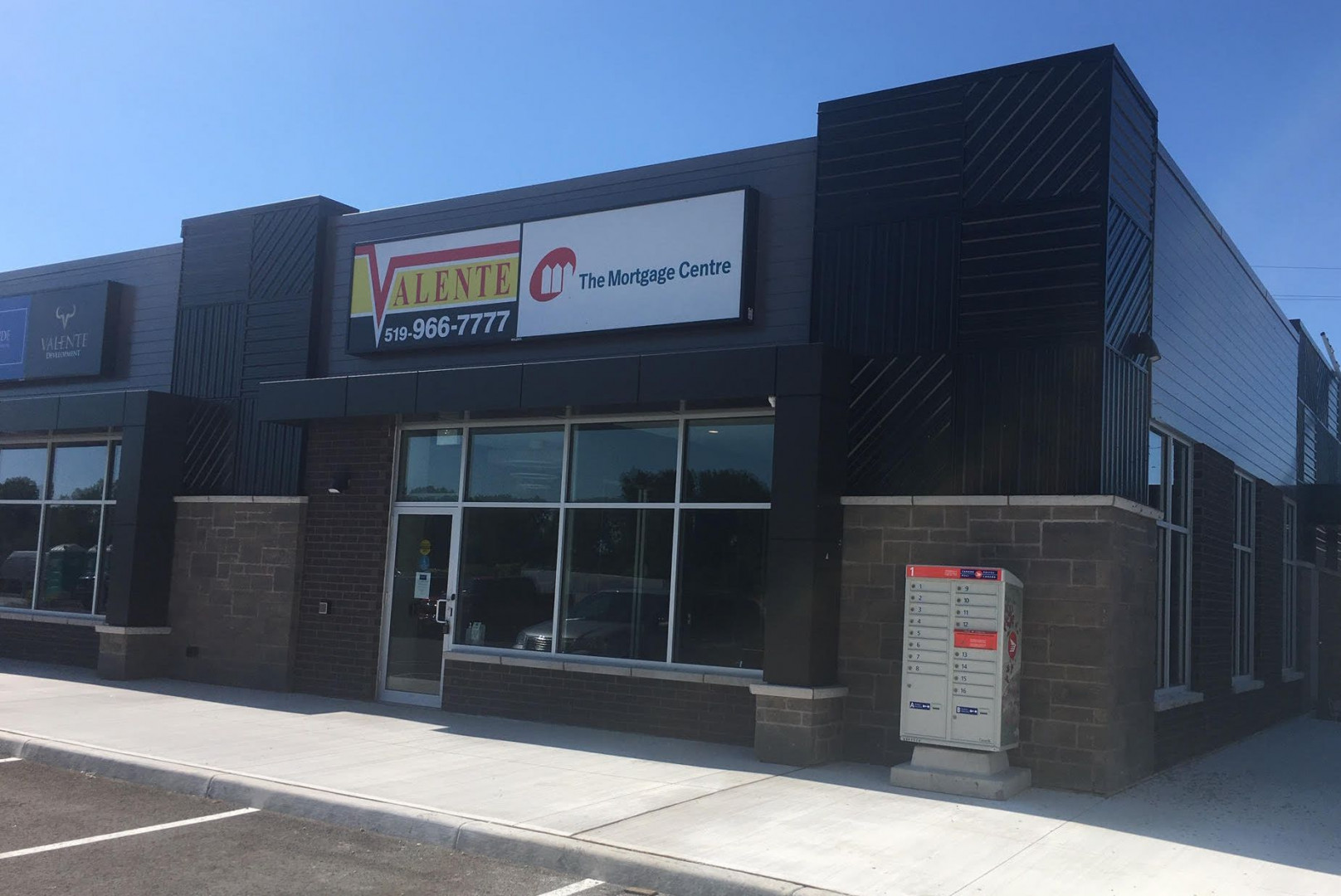 VALENTE REAL ESTATE'S LAKESHORE OFFICE NOW OPEN!